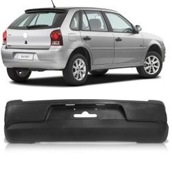 Parachoque Traseiro Gol G4 Preto Liso - Total Latas - A loja online do seu automóvel