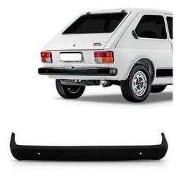 Parachoque Traseiro Fiat Spazio Preto - Total Latas - A loja online do seu automóvel