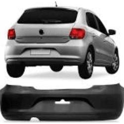 Parachoque Traseiro Gol G6 Preto Liso - Total Latas - A loja online do seu automóvel