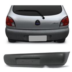 Parachoque Traseiro Fiesta 1996 até 1999 Cinza - Total Latas - A loja online do seu automóvel
