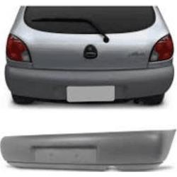 Parachoque Traseiro Fiesta 1996 até 1999 Primer - Total Latas - A loja online do seu automóvel