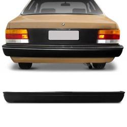 Parachoque Traseiro Chevette 1987 Preto - Total Latas - A loja online do seu automóvel