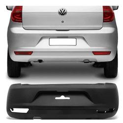 Parachoque Traseiro Fox 2011 até 2014 Preto Liso C... - Total Latas - A loja online do seu automóvel