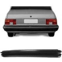 Parachoque Traseiro Monza até 1990 Preto - Total Latas - A loja online do seu automóvel