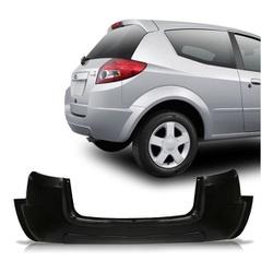 Parachoque traseiro Ford Ka de 2008 á 2011 preto l... - Total Latas - A loja online do seu automóvel