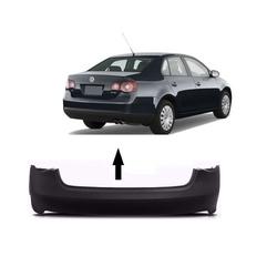 Parachoque Traseiro Jetta 2007 á 2010 Preto Liso - Total Latas - A loja online do seu automóvel