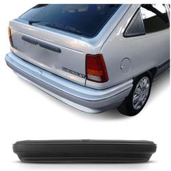 Parachoque traseiro Kadett até 1995 preto - Total Latas - A loja online do seu automóvel
