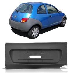 Parachoque Traseiro KA Até 2001 Azul Central - Total Latas - A loja online do seu automóvel