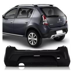 Parachoque Traseiro Renault Sandero Stepway Até 20... - Total Latas - A loja online do seu automóvel