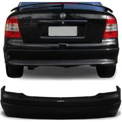 Parachoque traseiro Astra Hatch até 2002 preto lis... - Total Latas - A loja online do seu automóvel