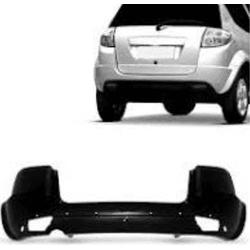 Parachoque traseiro Ford Ka de 2012 á 2013 preto l... - Total Latas - A loja online do seu automóvel