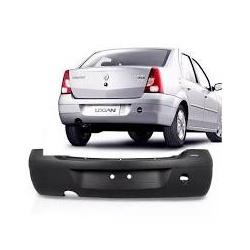 Parachoque Traseiro Renault Logan Até 2010 - Total Latas - A loja online do seu automóvel