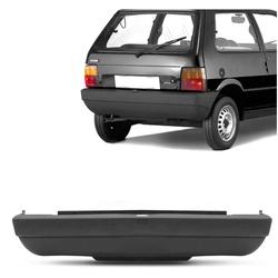 Parachoque traseiro uno até 2003 preto - Total Latas - A loja online do seu automóvel