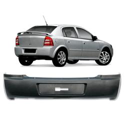 Parachoque traseiro Astra Hatch de 2003 á 2010 pre... - Total Latas - A loja online do seu automóvel