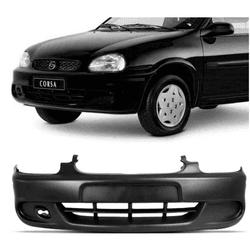 Parachoque Dianteiro Corsa 2000 a 2007 (Pretoi - Total Latas - A loja online do seu automóvel