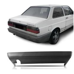 Parachoque Traseiro Voyage 1987 Até 1994 Preto - Total Latas - A loja online do seu automóvel
