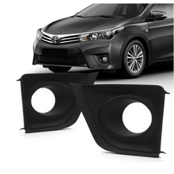 Grade Corolla 2015 á 2017 Inferior Com Milha - Total Latas - A loja online do seu automóvel