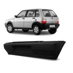 Parachoque traseiro Uno Way de 2008 á 2009 preto c... - Total Latas - A loja online do seu automóvel
