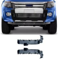 Guia de Parachoque Ranger 2013 em diante Dianteiro - Total Latas - A loja online do seu automóvel