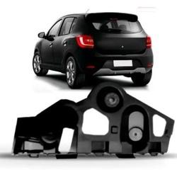 Guia de Parachoque Sandero até 2014 Traseiro - Total Latas - A loja online do seu automóvel