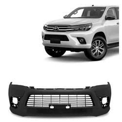 Parachoque Dianteiro Hilux Pick-Up 2013 a 2015 Com... - Total Latas - A loja online do seu automóvel