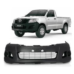 Parachoque Dianteiro Hilux Pick-Up 2013 a 2015 Sem... - Total Latas - A loja online do seu automóvel
