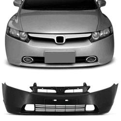 Parachoque Dianteiro Honda Civic NEW 2007 a 2008 C... - Total Latas - A loja online do seu automóvel