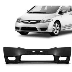 Parachoque Dinteiro Honda Civic New 2009 a 2011 Co... - Total Latas - A loja online do seu automóvel