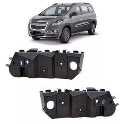 Guia de Parachoque Spin 2012 até 2018 Dianteiro - Total Latas - A loja online do seu automóvel
