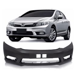 Parachoque Dianteiro Honda Civic New 2012 a 2016 P... - Total Latas - A loja online do seu automóvel
