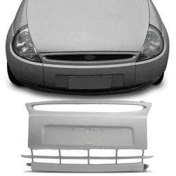 Parachoque Dianteiro KA 1997 a 2001 Primer Central - Total Latas - A loja online do seu automóvel
