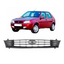 Grade Fiesta 00 á 2002 Com Moldura Primmer - Total Latas - A loja online do seu automóvel