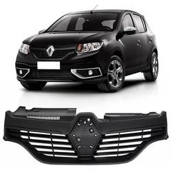 Grade Renault Logan e Sandero 2014 em diante - Total Latas - A loja online do seu automóvel