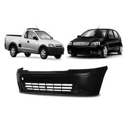 Parachoque Dianteiro Montana 2002 a 2010 Sem Furo ... - Total Latas - A loja online do seu automóvel