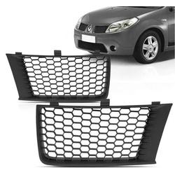 Grade Renault Sandero até 2010 Superior - Total Latas - A loja online do seu automóvel