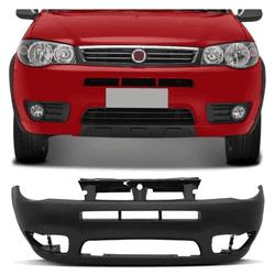Parachoque Dianteiro Palio Economy 2015 a 2017 Mod... - Total Latas - A loja online do seu automóvel