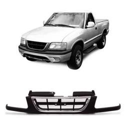 Grade S-10 e Blazer até 1998 Moldura Cromado - Total Latas - A loja online do seu automóvel