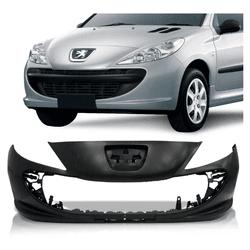 Parachoque Dianteiro Peugeot 207/ 2009 a 2014 Sem ... - Total Latas - A loja online do seu automóvel