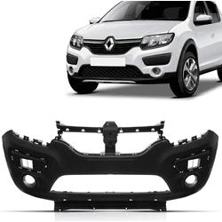 Parachoque Dianteiro Renault Sandero Stepway 2014 ... - Total Latas - A loja online do seu automóvel