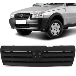 Grade Uno e Fiorino 2005 até 2007 Preto - Total Latas - A loja online do seu automóvel