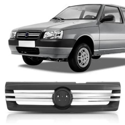 Grade Uno e Fiorino 2008 até 2009 Cinza Com Filete... - Total Latas - A loja online do seu automóvel