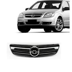 Grade Vectra 2006 até 2008 Cinza Com Friso Com Mol... - Total Latas - A loja online do seu automóvel