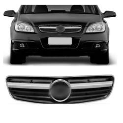 Grade Vectra 2006 á 2008 Preto C/ Friso C/ Moldura... - Total Latas - A loja online do seu automóvel