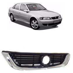 Grade Vectra de 1997 á 2005 Moldura Cromado Superi... - Total Latas - A loja online do seu automóvel