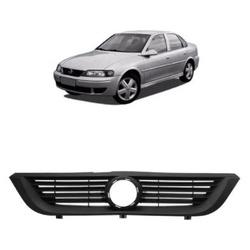 Grade Vectra de 1997 á 2005 Superior Moldura Preta... - Total Latas - A loja online do seu automóvel