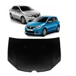 Capo Renault Sandero / Logan 2015 Em Diante - Total Latas - A loja online do seu automóvel