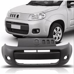 Parachoque Dianteiro Uno/Fiorino 2010 a 2014 Cinza - Total Latas - A loja online do seu automóvel