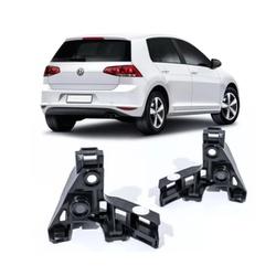 Suporte Parachoque Golf 2015 em Diante Traseiro - Total Latas - A loja online do seu automóvel
