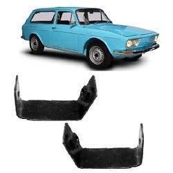 Suporte Parachoque Lateral Variant 1972 á 1977 - Total Latas - A loja online do seu automóvel