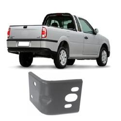 Suporte Parachoque Saveiro GIII/GIV Traseiro - Total Latas - A loja online do seu automóvel